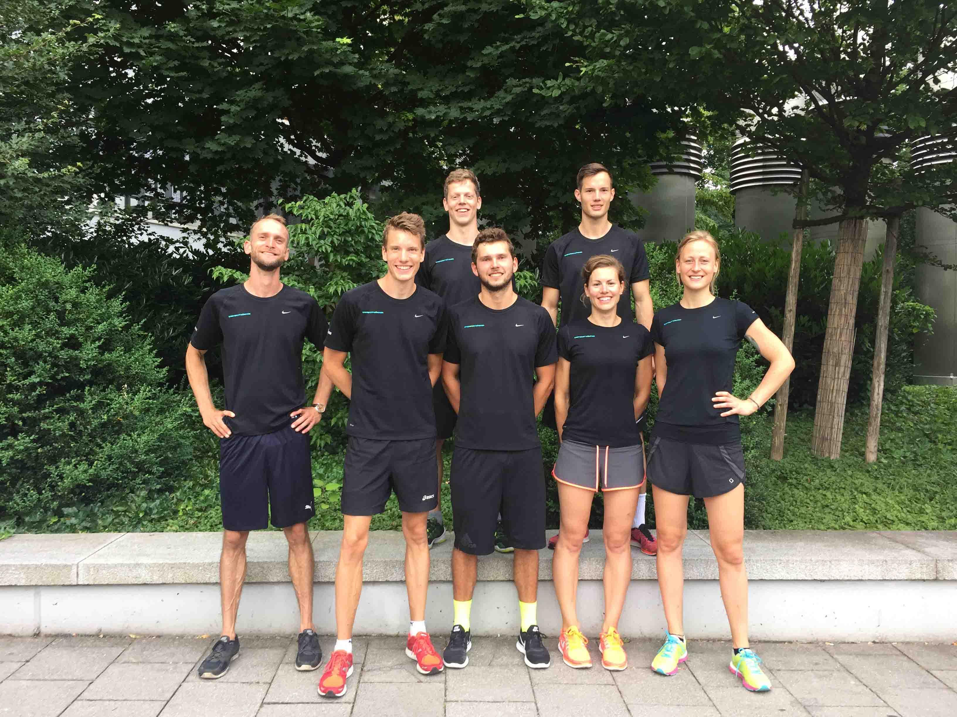 Stadtsport München Team 2016